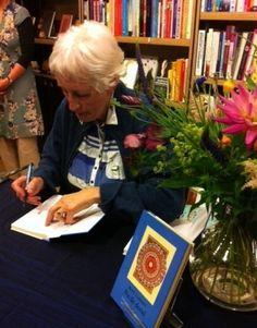 6 juni 2012: Renee Zeylmans signeert haar nieuwe boek