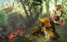 Alliance vs Horde 2