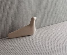Pico ceramic tiles by Ronan & Erwan Bouroullec for Mutina and L'Oiseau bird for Vitra