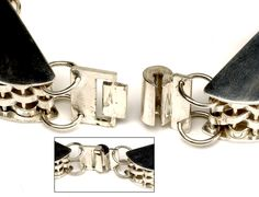 Rotating-tab clasp - Art Jewelry Magazine - Online Community, Forums, Blogs, and Photo Galleries