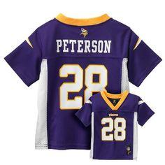 Minnesota Vikings Authentic Jersey