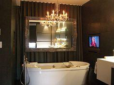 Best TV for Bathroom | Best Interior Design – Bathroom TV collection, modern gadget for