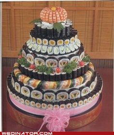 i want this at the head table during the meal! I wonder if Three Sons can do it! :D