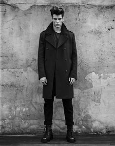 CHASSEUR WEBDITORIAL : DIEGO BARRUECO BY JASON SADOURIAN