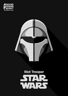 Star Wars: Riot Trooper