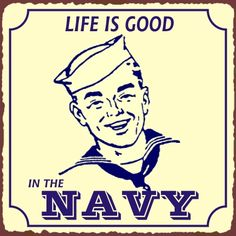 Favorite Things: Navy style