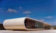 Estación de Bus Rio Maior Rio Maior, Portugal, 2005. Domitianus Arquitectura.