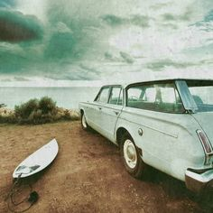 perfect car to travel for surfing