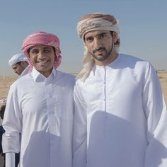 Sheikh Hamdan & His Colleagues