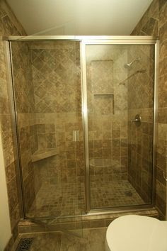 Tiled Shower Pictures Design