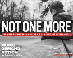 """Not One More!"""" As moms, we must stand with Mr. Martinez, and demand common-sense gun laws NOW. Take action today. Send a postcard and tweet your elected officials with the simple message: Not One More.  #NotOneMore https://act.everytown.org/act/notonemore?source=mdno_postcard&utm_source=md_n_&utm_medium=_o&utm_campaign=postcard"""