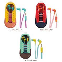 Cute Package for Shoeslace earphone
