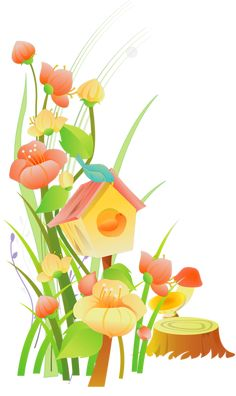 Grab This Free Summer Flower Clip Art | Summer, Happy and Pictures
