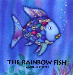 The Rainbow Fish- book & activity on sharing