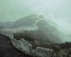 Jimmy Nelson Artprint          XXII 480, Chinese wall, China, 2005 Jimmy Nelson, Chinese Wall, Indigenous Tribes, Great Wall Of China, His Travel, Photo Series, African History, South Pacific, The Guardian