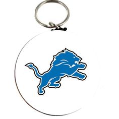 NFL Detroit Lions Keychain 2.25| www.balligifts.com Nfl Detroit Lions, Nfl Sports, Holiday Decor