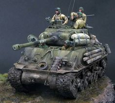 """Fury"" from Joe Lo Scale 1/35"