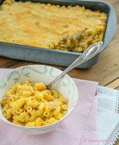 Mac and Cheese - Auflauf 3
