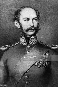 Bavaria, Maximilian II. of - King of Bavaria*28.11.1811-10.03.1864