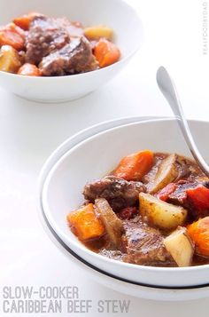SLOW COOKER BEEF STEW WITH REAL FOOD BY DAD