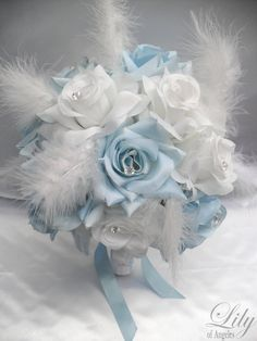 17 Pieces Package Silk Flower Wedding Decoration by LilyOfAngeles, $199.99   this is beautiful. tfs