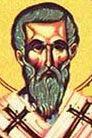 S. Porfirio de Gaza, Obispo