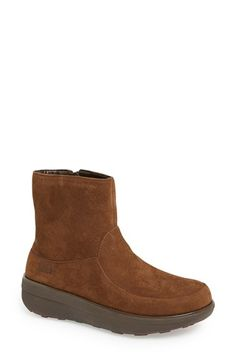 FitFlop™ 'Loaff' Short Boot (Women) available at #Nordstrom