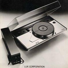 Luxman PD555