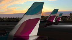 Déjà euro-régionale, la compagnie aérienne Eurowings s'est lancée dès 2015 dans le vol long courrier avec 4 Airbus A 330-200. Avant fin 2016 elle desservira dix escales long courrier. Le point avec les responsables d'Eurowings par Richard Bayon.