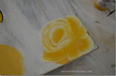 How To Paint My Roses