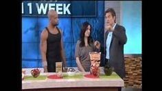 Dr OZ - Shaun T's 15 minute miracle work out. I am going to start it and hope it works.