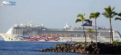 The Pride of America - Norwegian Cruises - Hawaii Stay & Cruise January 2013.