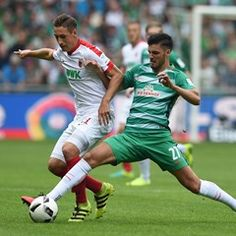 Bundesliga Football Match - Werder Bremen vs FC Augsburg