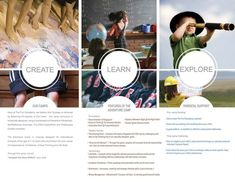 Image result for library brochure designs