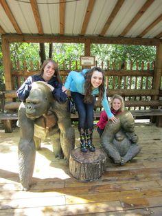 Sisterhood Retreat 2012 to the Atlanta Zoo