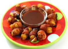Nibble Me This: Tailgate Heros: Bacon Wrapped Tater Tots