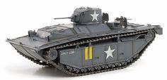 LVT Amphibious Tank