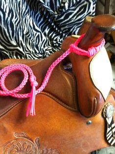 over and under whip barrel racing tack by TiffanysBraidedTack, $20.00