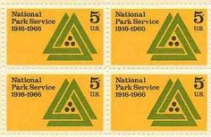 National Park Service Set of 4 x 5 Cent US Postage Stamps NEW Scot 1314 . $4.70. One set of four (4)National Park Service   4 x 5 Cent postage stamps Scot #1314