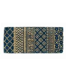 April showers have hit Texas today and while we very much appreciate the rain, we don't love the mess it brings in the house! Our Blue By You door mat is a beautiful way to wipe those feet clean while looking good at the same time! Natural Bleach, Front Door Makeover, Blue Dishes, Rainy Day Fashion, Coir Doormat, April Showers, Blue Design, Cozy House, Outdoor Gardens