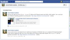 8 Tips for Using Facebook Scheduled Posts | Social Media Examiner
