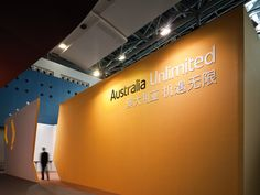 Australia Unlimited by RE: , via Behance