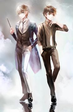 Slaine Troyard, Kaizuka Inaho   Aldnoah.Zero
