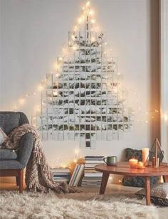 Beautiful Xmas house and trees Scrapbooking Album Card Decor Diary DIY Craft FBB