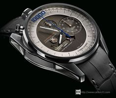 TAG-Heuer Carrera Mikrogirder Reinvents The Watch Movement | Gadget Review