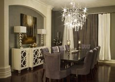 Tips for Decorating an Elegant Dining Room