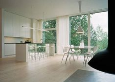 Casa minimalista sueca