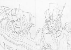 Twitter / markerguru: ok, another batch of penciled ...