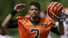 Browns sign Terrell Pryor as WR.