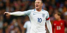 Rooney : Saya Tidak Akan Ralat Keputusan Pensiun dari Timnas